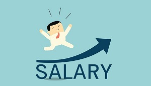 Salary review and promotions
